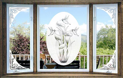 Etched Glass Decals Vinyl EtchingsVinyl Etched Glass Window - Vinyl stickers for glass doors